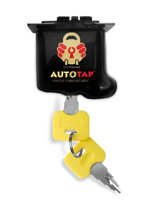AUTOTAP vehicle cybersecurity lock